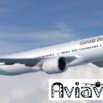 Terbang Perdana, Garuda IndonesiaMendarat Mulus di Banyuwangi