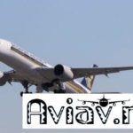 Airbus A350 сближает Сингапур и США