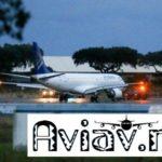 Embraer 190 авиакомпанииAir Astana потерял управление в небе Португалии