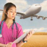 Медицинские авиаперевозки в Азии