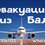Срочно из Денпасара – эвакуация на частном самолете из Бали